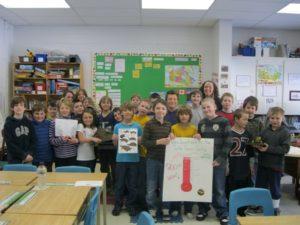 Wilberforce Elementary Gr 4/5 Class