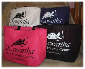 Re-usable bags for those shoppers