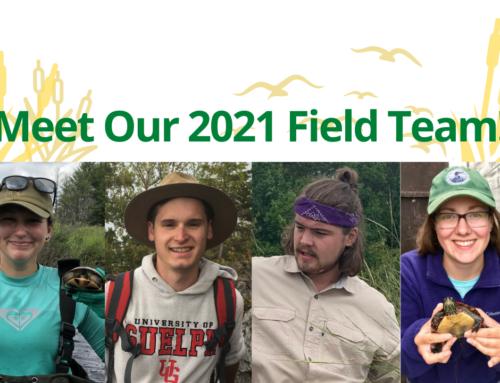 Meet Our 2021 Field Team